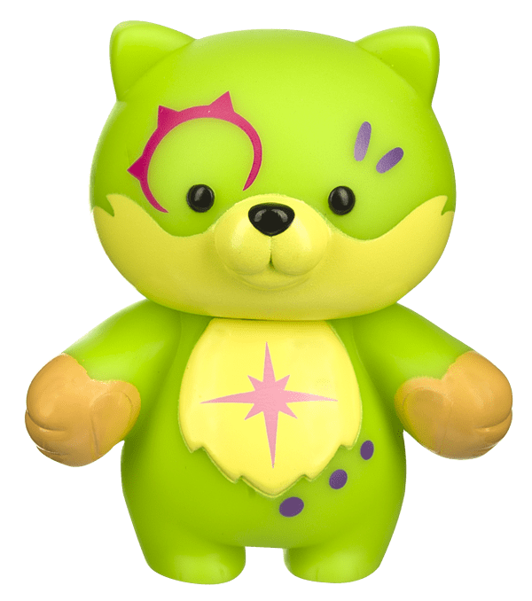 Amazing World Zing character
