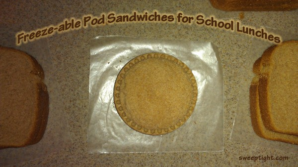 DIY Pod Sandwich Recipe Perfect for Back to School