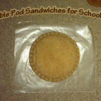 freeze-able pod sandwich recipe