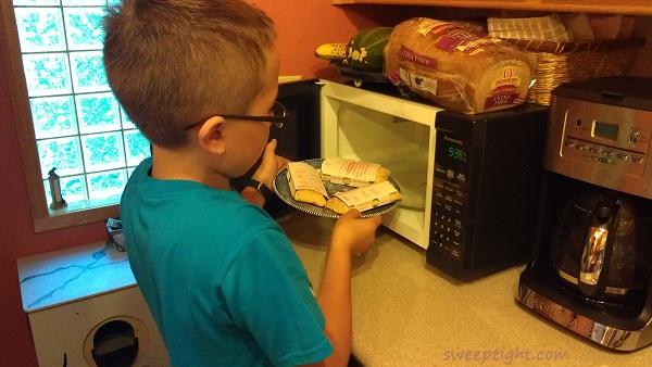 after school snack food #HotPocketSnacks