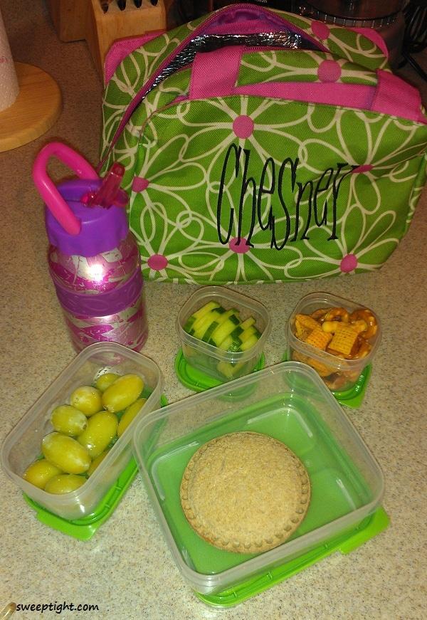 perfect school lunch recipe