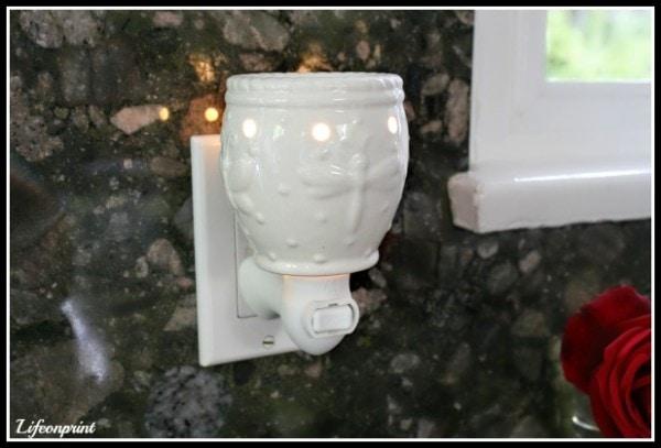 plug in warmer