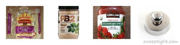 Pod sandwich recipe ingredients