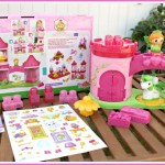 Mega Bloks Lil' Princess 3-Story Enchanted Castle