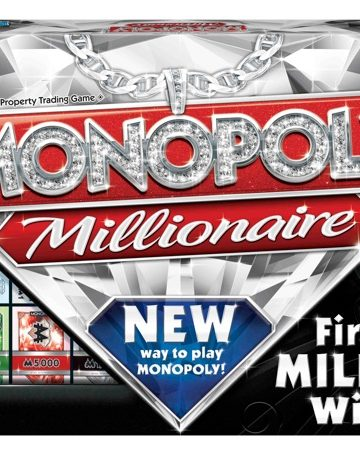 Game Night with Monopoly Millionaire