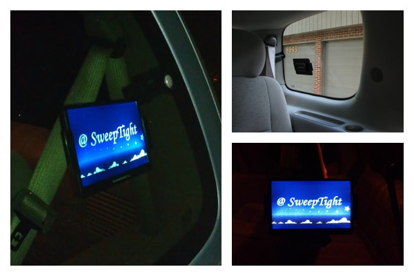 Light-Up car sticker logo decal from PowerDecal