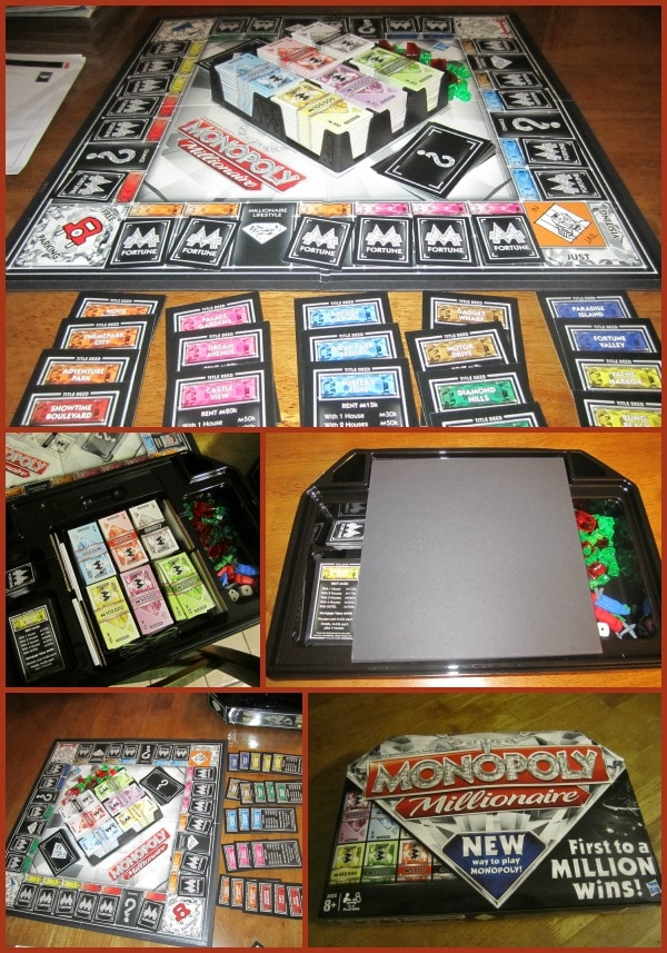 how to play monopoly millionaires on facebook