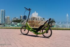 ElliptiGo elliptical bike