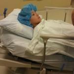 Adam had Emergency Surgery