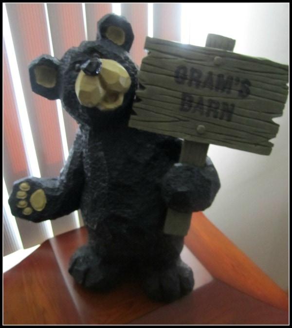 grams wecome bear