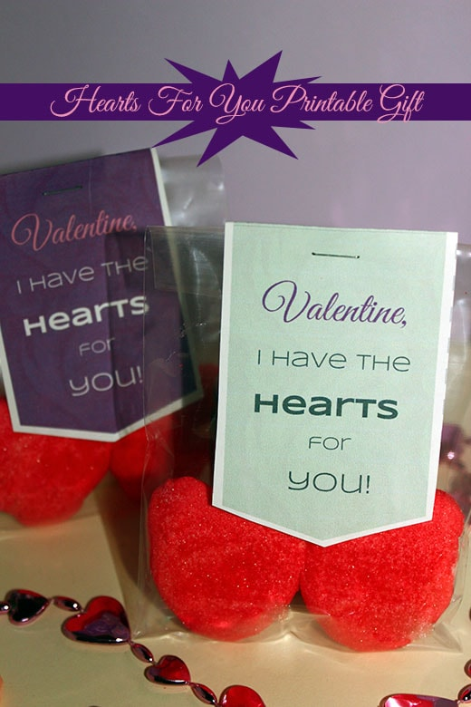 Printable Valentine's Day Craft