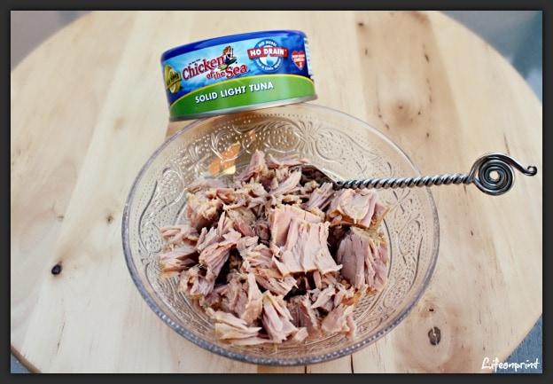 Chicken of the Sea No Drain Tuna