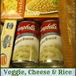 Broccoli, Cheese and Rice Casserole Recipe