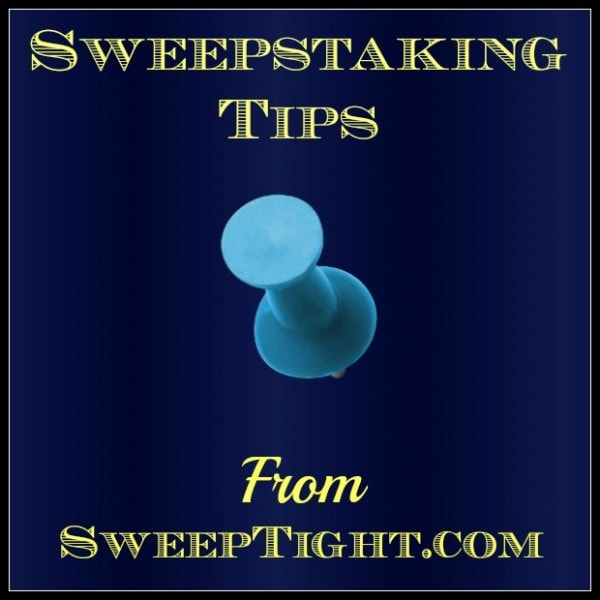 can you afford to win a sweepstakes