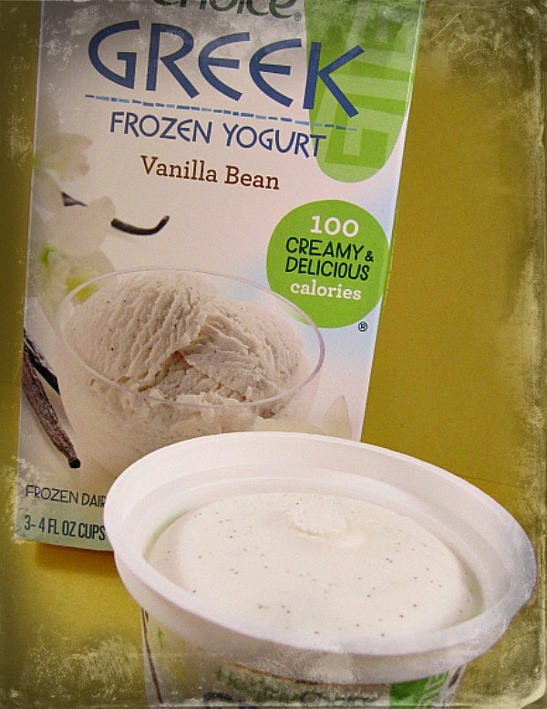 greek frozen yogurt