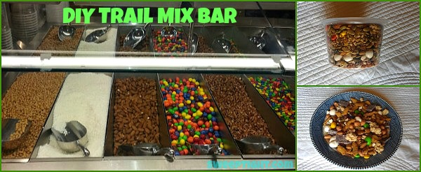 Mariano's DIY Trail Mix Bar