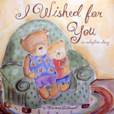An Adoption Story for Children Book