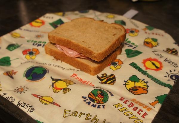 Green Choice for Sandwich Bags
