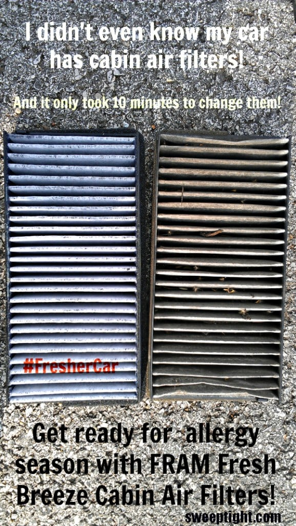 FRAM Fresh Breeze Cabin Air Filters