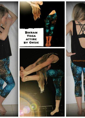 Onzie yoga apparel