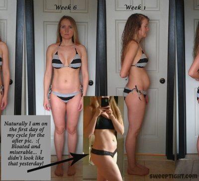 Week 6 Revolt Fitness Challenge