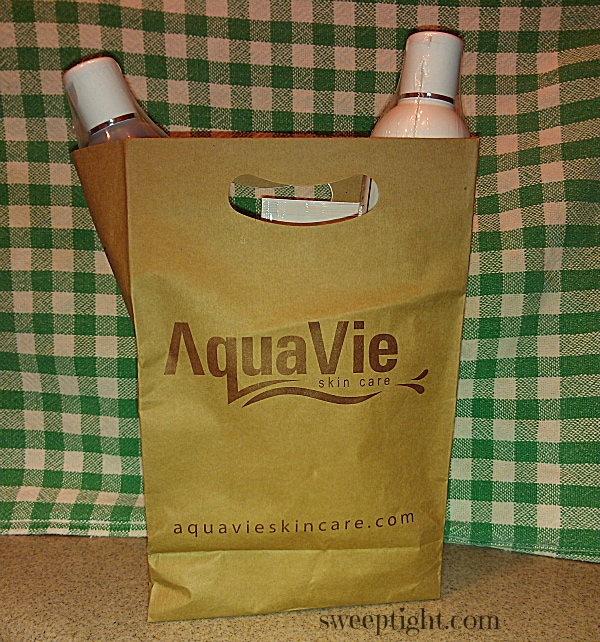 AquaVie Skin care routine for your face