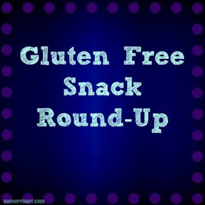 Gluten Free Snack Round-Up