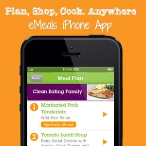 easy emeals app