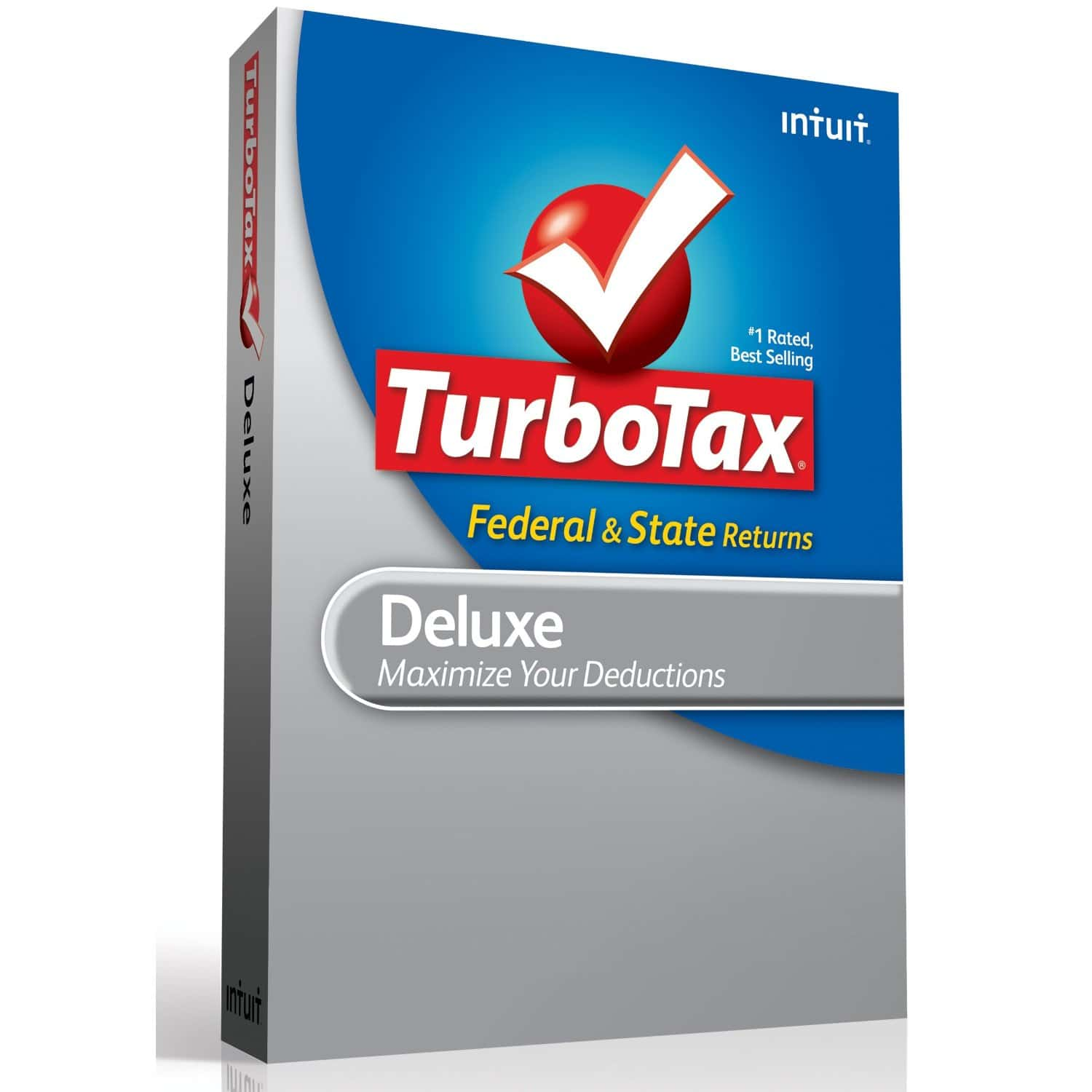 Taxes Made Easy with TurboTax Deluxe