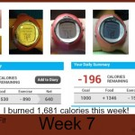 Week 7 Revolt Fitness Challenge