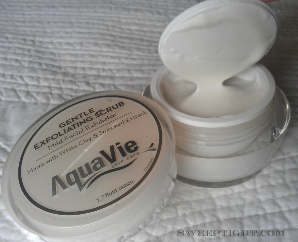 skin care routine white clay for face