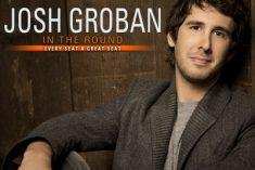 Josh Groban's North American Tour