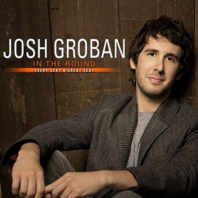 Josh Groban Tour