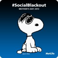 Tune In to mom this Mother's Day #SocialBlackout