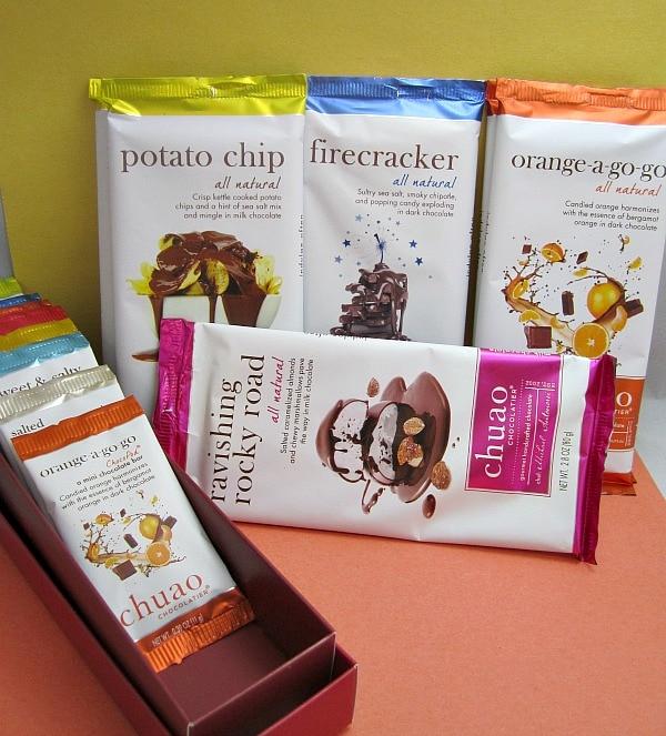Chuao Chocolatier has Unique and Delicious Chocolates