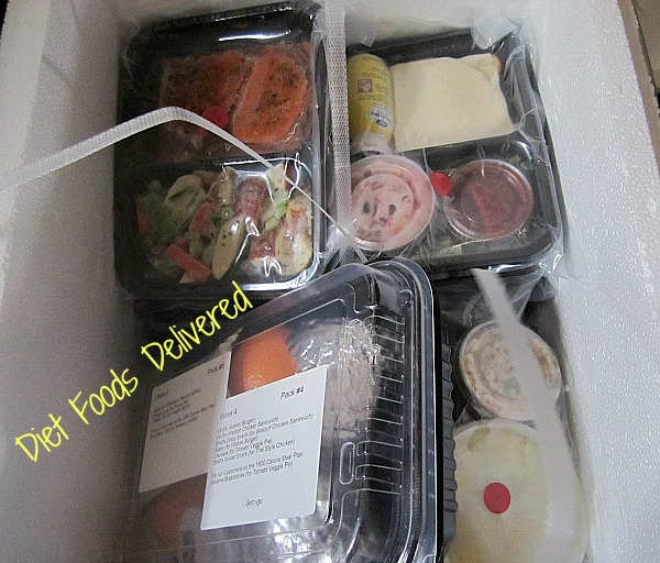 Tasty Diet Food Delivered with Diet-to-Go