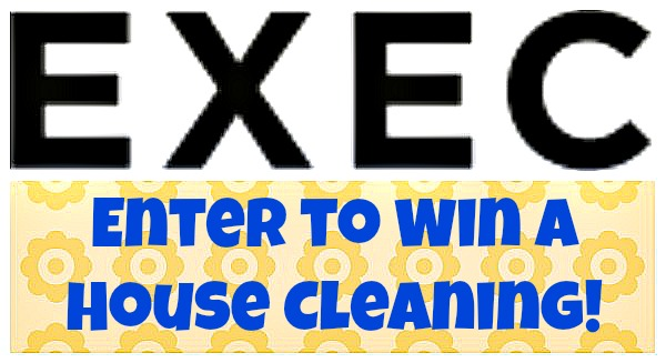 exec cleaning giveaway