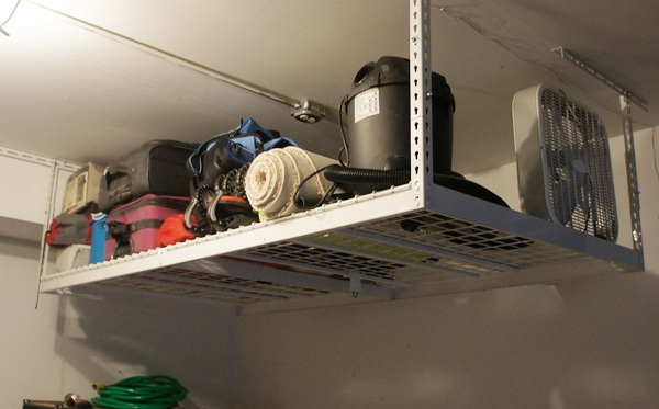 Organize your Garage with Saferacks