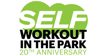 Self Magazine Workout in the Park