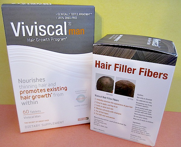 viviscal man for balding