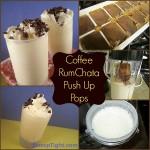 GEVALIA Coffee RumChata Push Up Pops Recipe