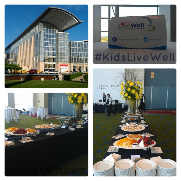 #KidsLiveWell blogger event