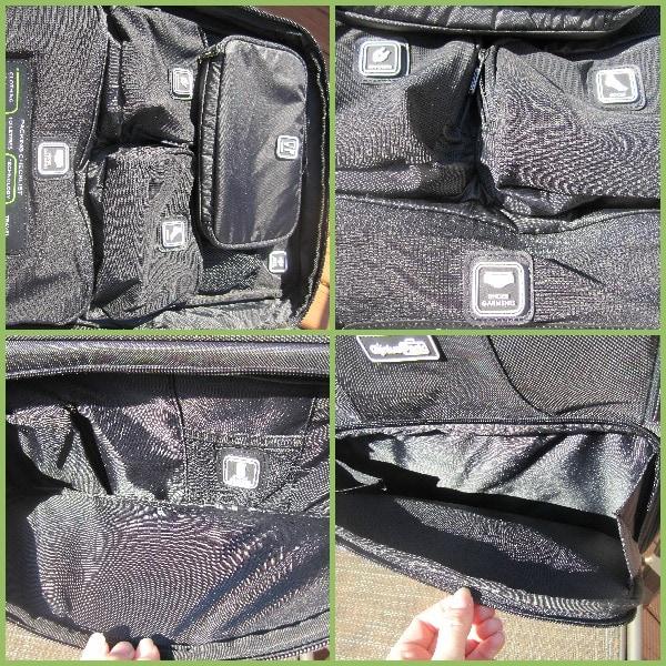 genius pack pockets