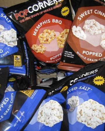 PopCorners Whole Grain in New Flavors