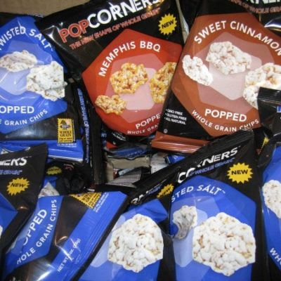PopCorners Whole Grain in New Flavors