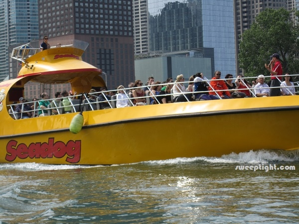 where to go in Chicago Seadog cruise