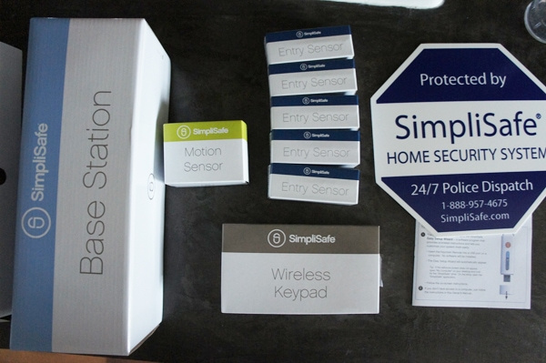 No Contract Home Security System