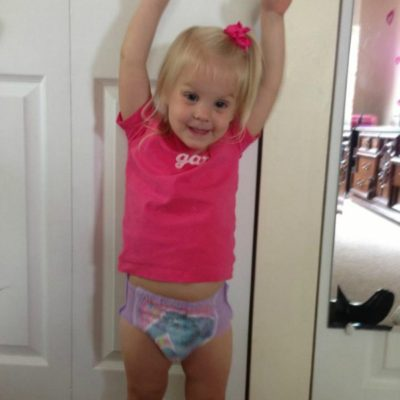 Potty Training Tips and Thoughts on Pull-Ups