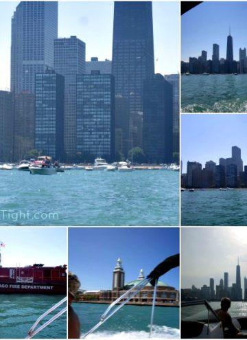 Chicago River and Lake Michigan Boating