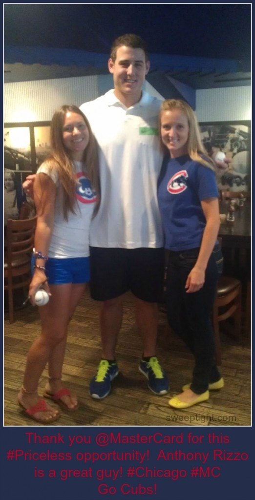 Chicago Cubs Anthony Rizzo First Base